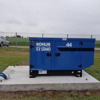 agregat prądotwórczy J44K-44kVA