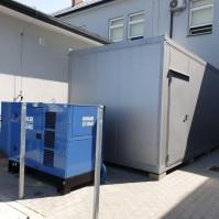 Serwerownie mobilne Kohler SDMO