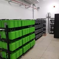 Zasilacze UPS zielone pojemniki